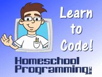 Programming computer games using Minecraft, Logo, C++, Java, Visual Basic, and other languages. Computer Literacy for Kids.