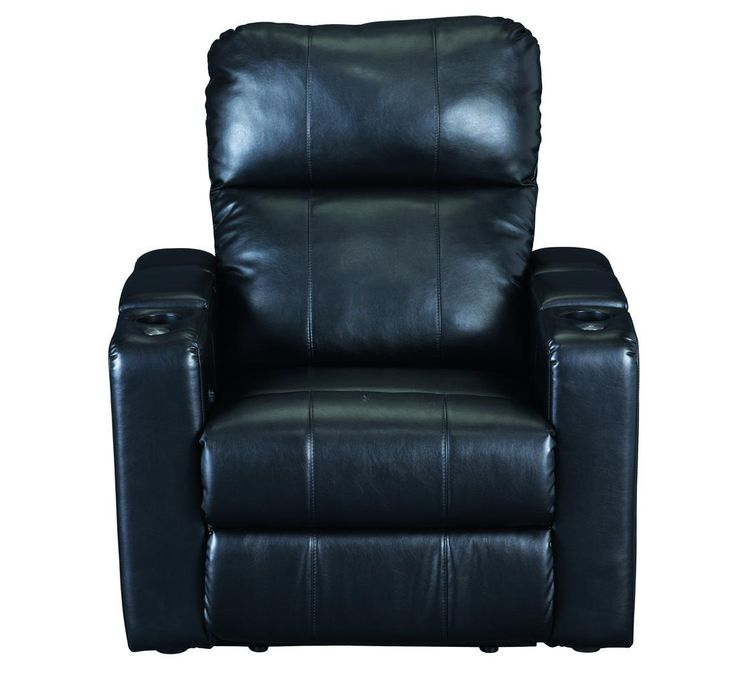 High Quality This Power Recliner Chair Is Activated With The Touch Of A Button And Will  Stop In