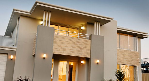 Double Storey House Plans modern contemporary style house plans 4 bedroom double storey floor plans modern Double Storey Homes 2 Storey House Designs Home Builders 2storeycomau Houses Pinterest Home House Plans And 2