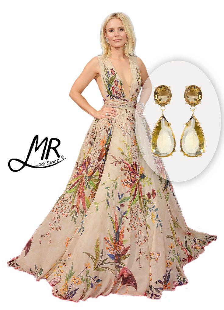 Nos inspiramosnesse lindo look da Kristen Bell nos Emmy e separamos esse brinco da MR Lodi Stone que combina perfeitamente <3  #adoro #adoropresentes #mrlodistone #mrlodi #brincos #semijoias #kristenbell #emmys #acessórios #moda #modafeminina