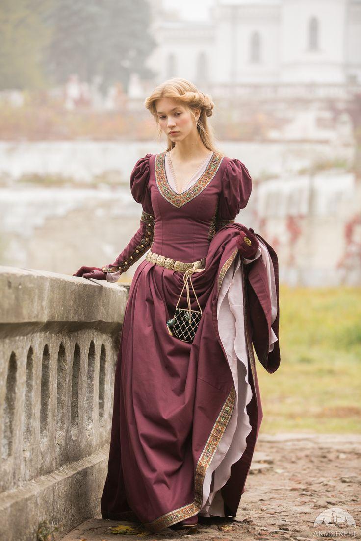 "Mittelalter Kleid ""Prinzessin im Exil"""