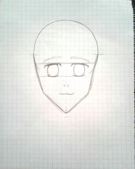 فصل تعليم رسم الانمي Art Male Sketch Male
