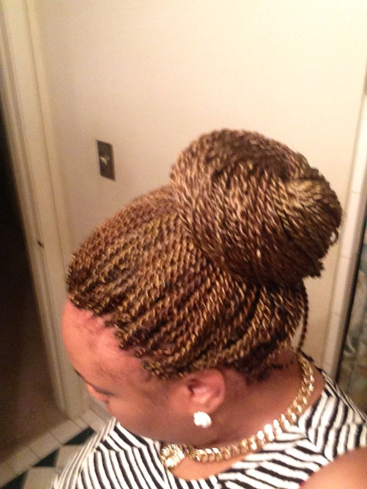 25 best ideas about senegalese twist bun on pinterest