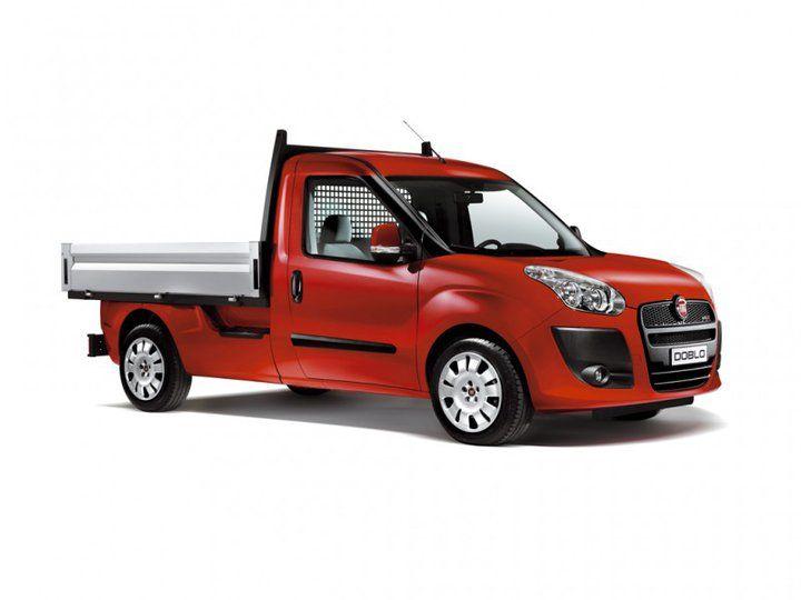 Fiat Doblo Work-Up