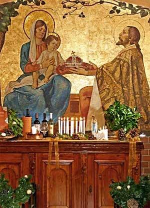 Wine Chapel