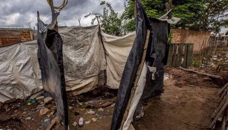 Vivir sin agua potable, electricidad ni gas: En la provincia hay 145 asentamientos donde las familias no acceden a servicios básicos.
