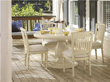 Paula Deen Home | River House | Pull-Up Side Chair | 394636-RTA