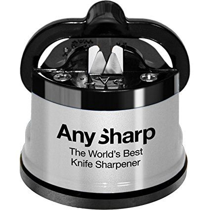 Global Knife Sharpener with PowerGrip, several colors