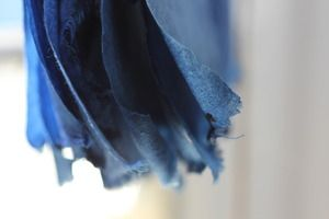 Image of Indigo Dye Day 20th July 2013