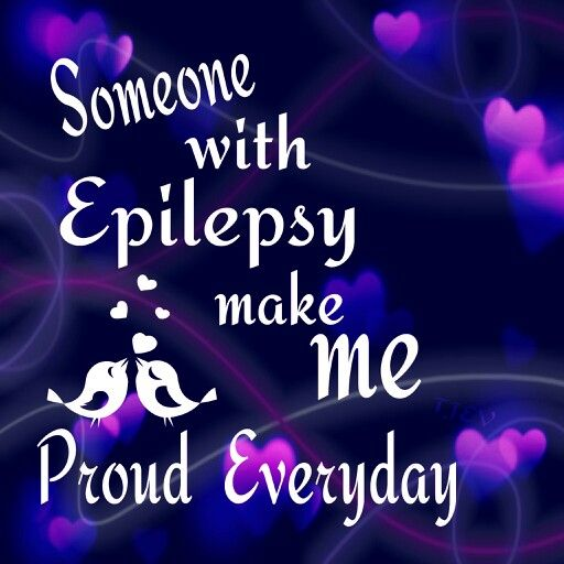 Quotes Being Strong Epilepsy: 1000+ Images About Epilepsy On Pinterest