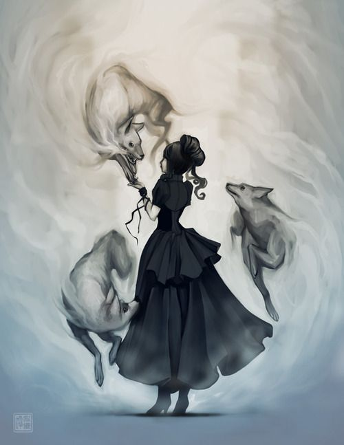 For some reason this reminds me of A DARKNESS STRANGE & LOVELY. :) @Susan Dennard