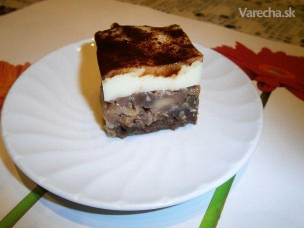 Obrátený jablkový koláč s pudingom (fotorecept) - Recept  cfc977f02e9