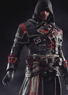 Assassin's Creed Rogue: Shay Cormac
