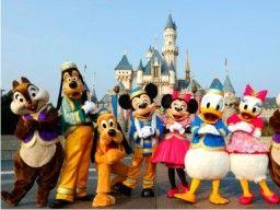 Paket Tour Hongkong - Paket WIsata Hongkong - Travel ke Disneyland