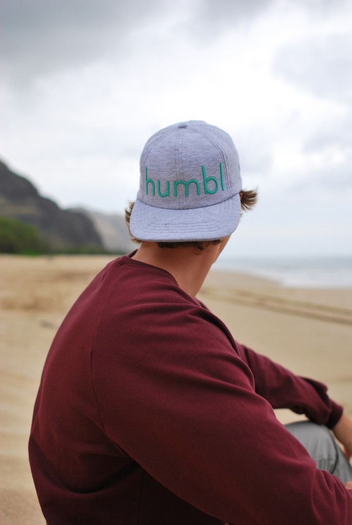 The Cotton Grey Classic  $28.00 Available in Dark, Mid and Light Gray  Check out and buy this hat and other humbl collections here http://humblhawaii.com/