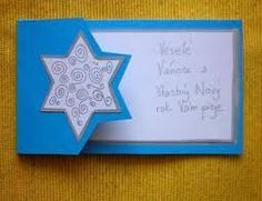 Výsledek obrázku pro jak vyrobit vánoční přání z papíru