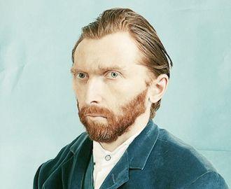 What Van Gogh's Famous Self-Portrait Looks Like as a Photograph - The Atlantic