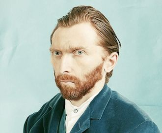 What Van Gogh's Famous Self-Portrait Looks Like as a Photograph - The Atlantic