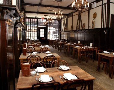 York United States North America Peter Luger Restaurant In Brooklyn Restaurants Pinterest Rest