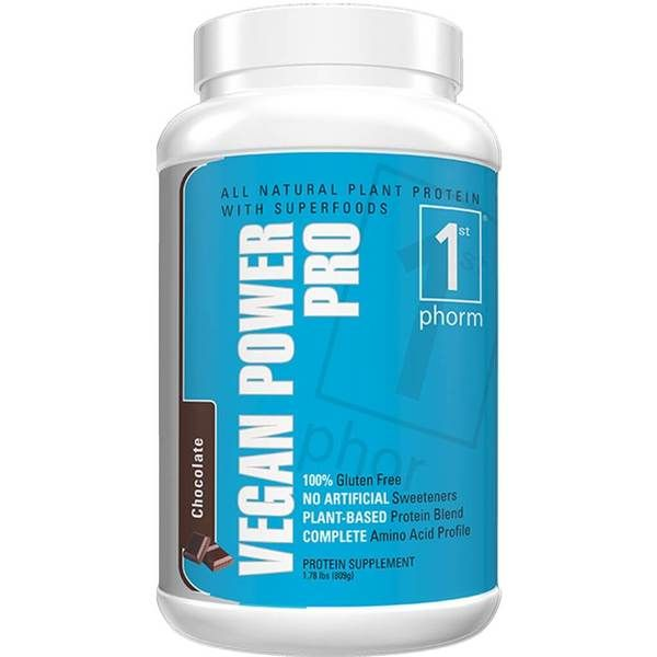 Vegan Power Pro In 2020 Vegan Protein Powder Isolate Protein Protein