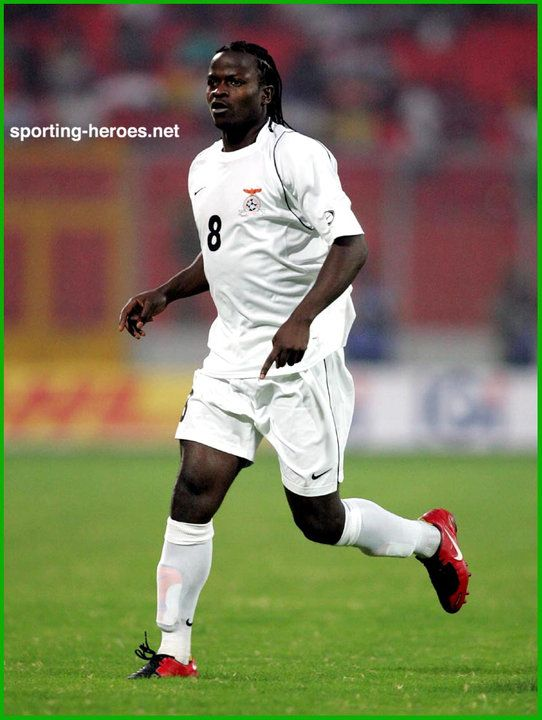 Isaac Chansa - Zambia - African Cup of Nations 2008