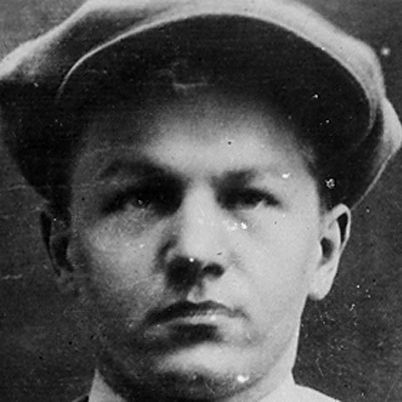 """Lester J. Gillis (aka: """"Baby Face"""" Nelson) was born in Chicago, Illinois on December 6, 1908. He started in crime at the age of 13, and worked for Al Capone. He was arrested in 1931 but escaped and began a series of bank robberies, two with John Dillinger."""