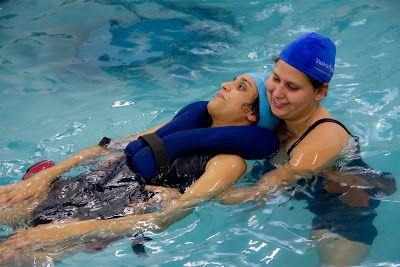 Superação meu desafio: Hidroterapia e seus benefícios na lesão medular