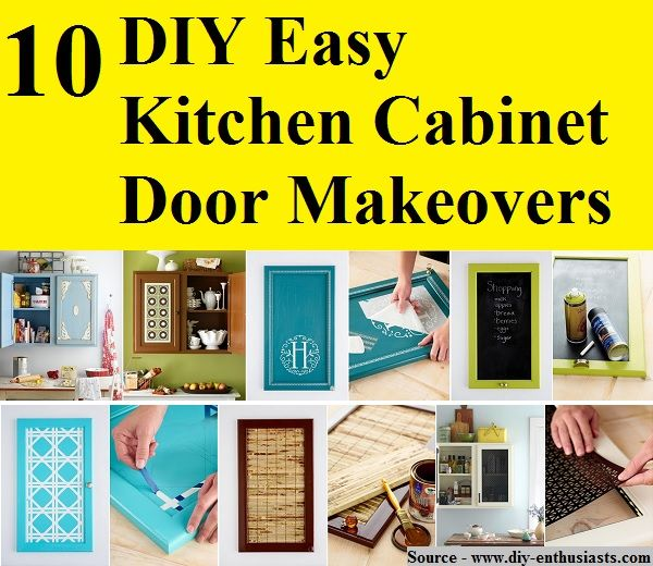 Best 25+ Cabinet Door Makeover Ideas On Pinterest