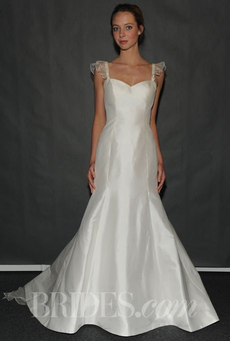 Brides: Heidi Elnora - Spring 2014 | Bridal Runway Shows | Wedding Dresses and Style | Brides.com