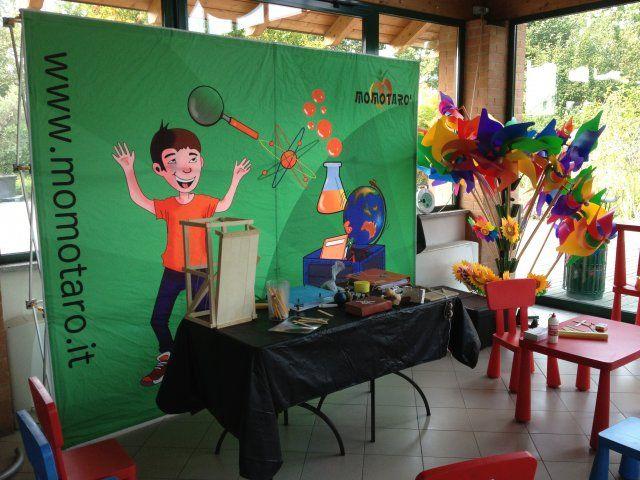 Momotarò: progetti e strumenti didattici gratuiti per le scienze