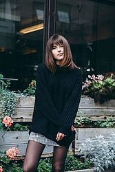 inspiration: oversized jumper