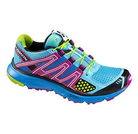 Women's Salomon XR Mission Trail Running Shoe. Love them! Now let's go trail running!! My new shoes! Can't wait to get them!