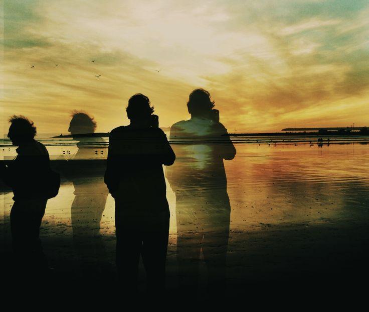 Summer sunset ~ Laura Andresen