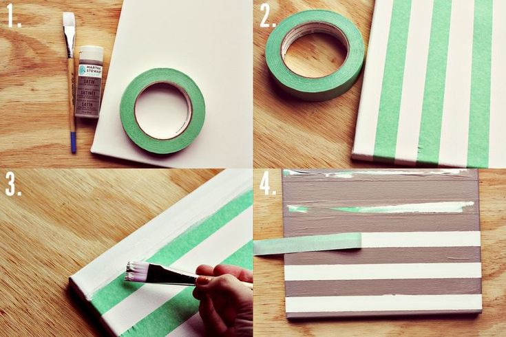 Diy Striped Art Pictures Photos And Images For Facebook