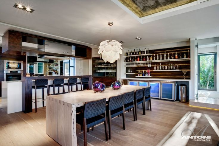 Discoco Pendant by Marset: Pearls Valley, Valley 276, South Africa, Kitchens Dining, Interiors Design, Kitchens Islands, Home Bar, Antony Association, Dining Tables