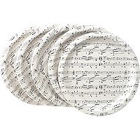Perfect paper plates for the musician! Recital perhaps? Or for the graduation party of a musician? Music Note Plates (16 PK)