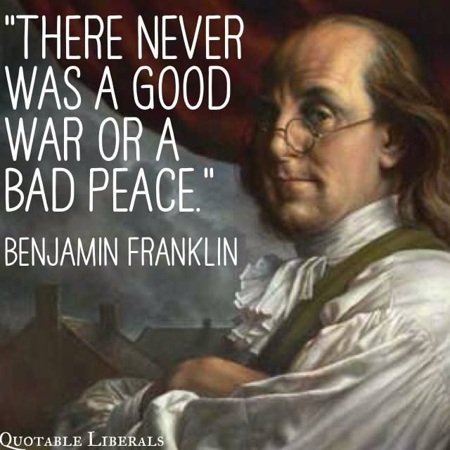 199 quotes by Benjamin Franklin