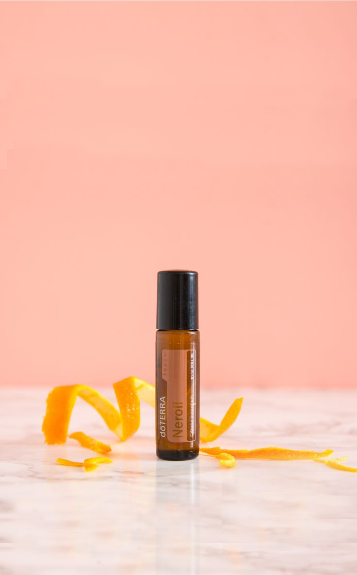 Soothing to the skin, doTERRA Neroli Touch is specially formulated with Fractionated Coconut Oil to provide a positive, calming experience when applied topically.