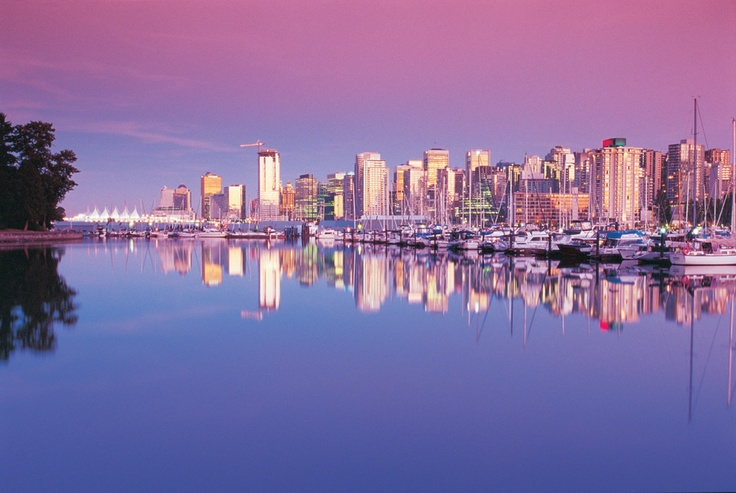 Vancouver - What's not to love here. http://www.kaltire.com/