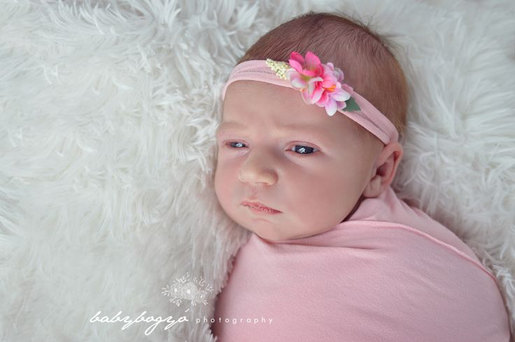 #pink #newborn #photography #baby