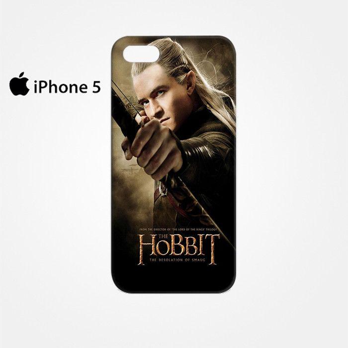 The Hobbit Legolas Poster Man for Iphone 4/4S Iphone 5/5S/5C Iphone 6/6S/6S Plus/6 Plus 3D Phone case