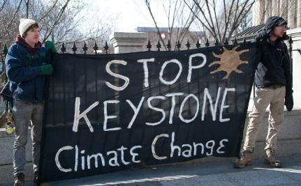 Keystone XL Debate to Take Center Stage in New Congress   Care2   It looks like the Keystone XL pipeline will be making headlines again when Congress reconvenes next week. When Senate approval of the pipeline was defeated by 1 vote in Nov, incoming Senate majority leader McConnell vowed to make approving the pipeline his first order of business. Click to read & share the full article.