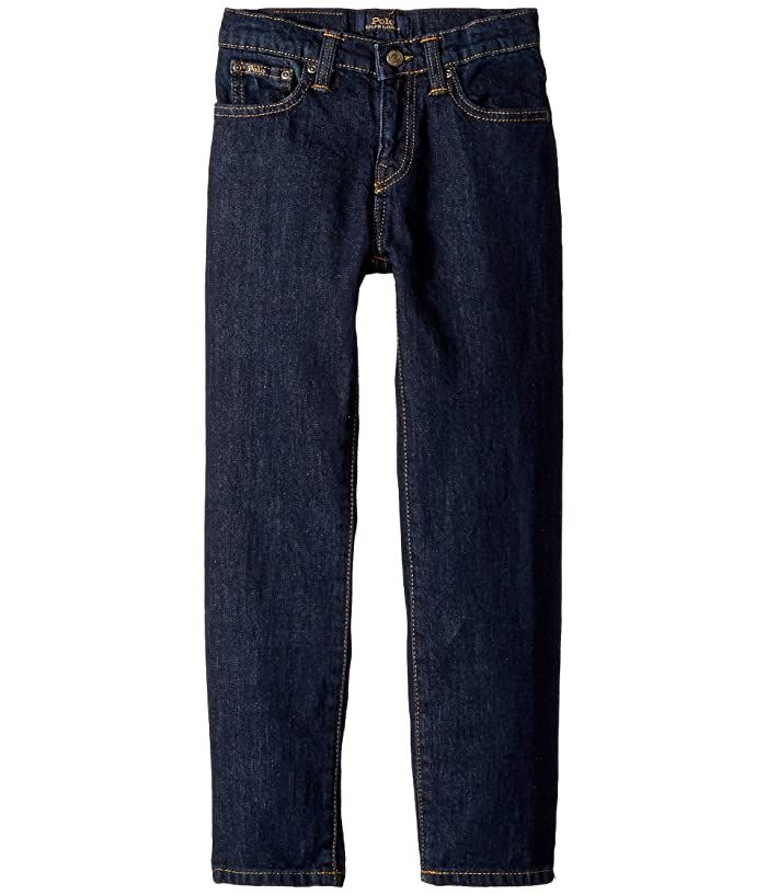 Polo Ralph Lauren ~ Hampton Men/'s Classic Straight Jeans $99 NWT