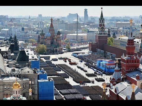 #Victory70: Largest May 9 parade in Russian and Soviet history since WW2...
