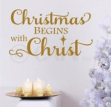 """""""What's On My Heart Today"""": Christmas Begins With Christ"""