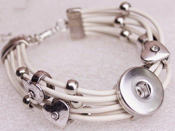 Jacy Lucky Gifts Co.,Ltd.: New design Noosa bracelets, DIY your own jewelry