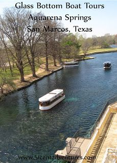 San Marcos Glass Bottom Boat Tours