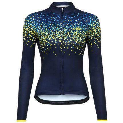 Wiggle   dhb Blok Women's Long Sleeve Jersey - Nova   Long Sleeve Cycling Jerseys