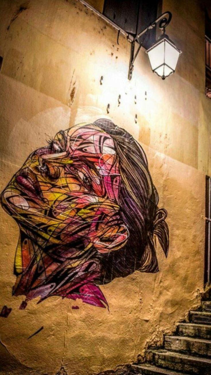 Graffiti wall tattoo - Find This Pin And More On Graffiti Street Art