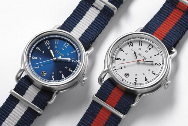 TWO IF BY SEA, WELCOME THE S.A.M. (a Nixon exclusive for Barneys)